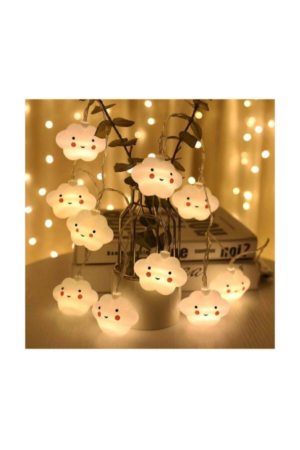 2 Meters 10 Led Light Lighting With 3D Cute